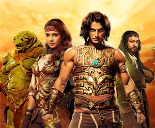 'Mahabali Hatim' Star Utsav Upcoming Serial Wiki Story,Cast,Timing,Promo.2016