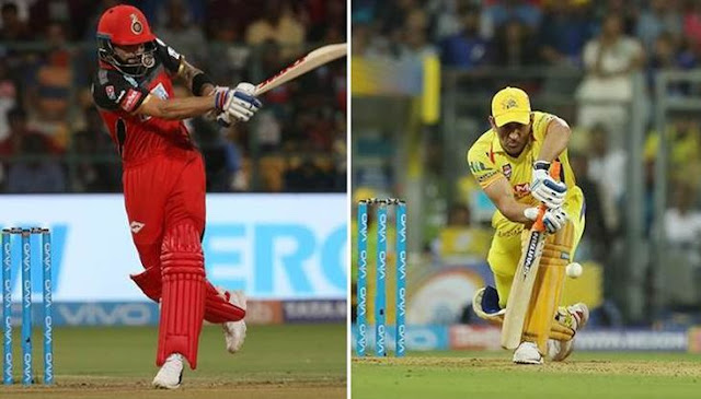 IPL 2018 RCB vs CSK Match Prediction Preview