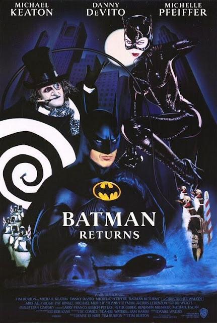 Batman Returns บุรุษรัตติกาล