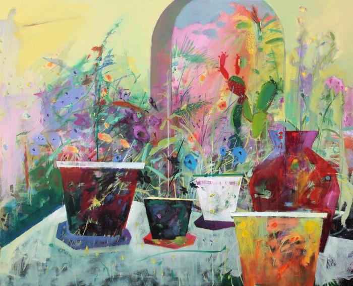 Испанский художник. Benito Salmeron 3