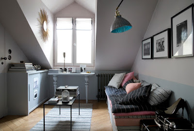a cosy and design studio congrat MARIANNE EVENNOU !
