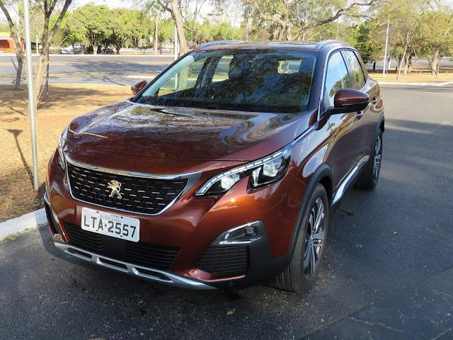 Peugeot 3008 é convocado para recall pela 3ª vez