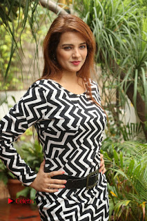 Actress Saloni Latest Pos in Short Dress  0008.JPG