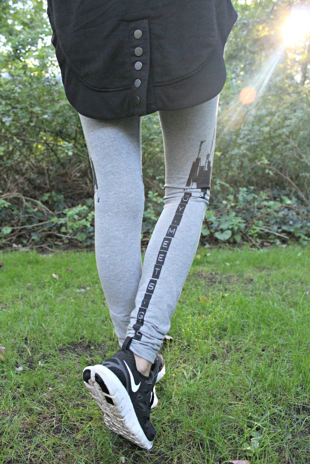 boy meets girl leggings
