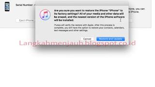 Membuka Password Iphone Dan Ipad Yang Terkunci