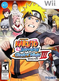 Naruto Shipudden Clash Of Revulation 3 Apk For Android