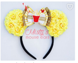Dole Whip Ears