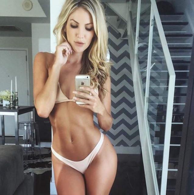 Hot girls Cassandre Davis sexy Ronaldo girlfriend 5