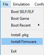 Configurar emulador RPCS3 - EmuConsolas