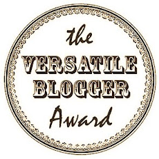 "Octubre - 2012: Premio ""The Versatile Blogger Award"""