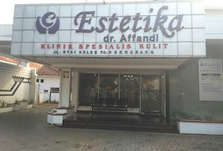 Pengalaman Treatment Electrocauter Di Klinik Estetika dr. Affandi Semarang