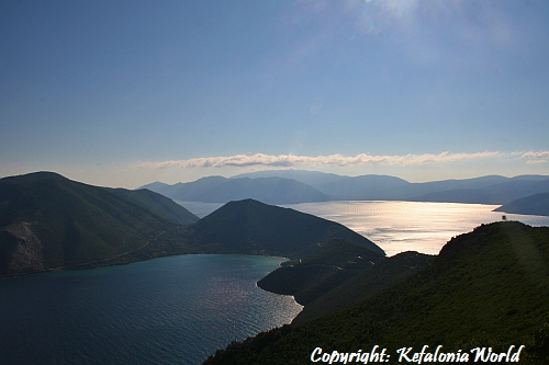 Ithaca and Kefalonia