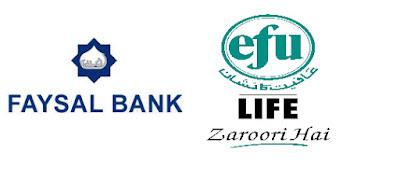 Faysal Bank inks two agreements with EFU
