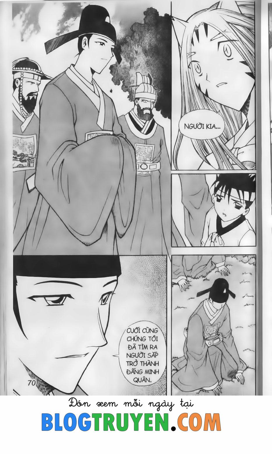Hội pháp sư chap 71-a trang 15