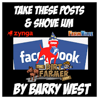 Take These Posts And Shove Um By Barry West