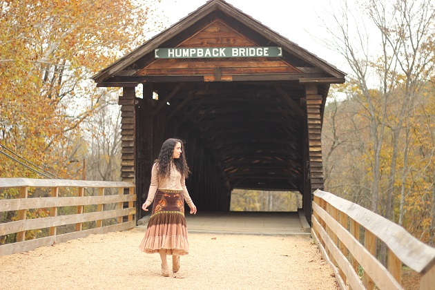 Humpback Bridge Covington, Virginia