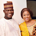 Kogi State Governor & 3rd Wife Welcome Baby Boy
