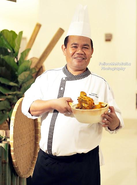 Sous Chef, Chef Yusoff
