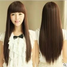 Mau Rambut lurus Tanpa Salon ? Ini Dia Caranya