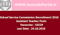 School Service Commission Recruitment