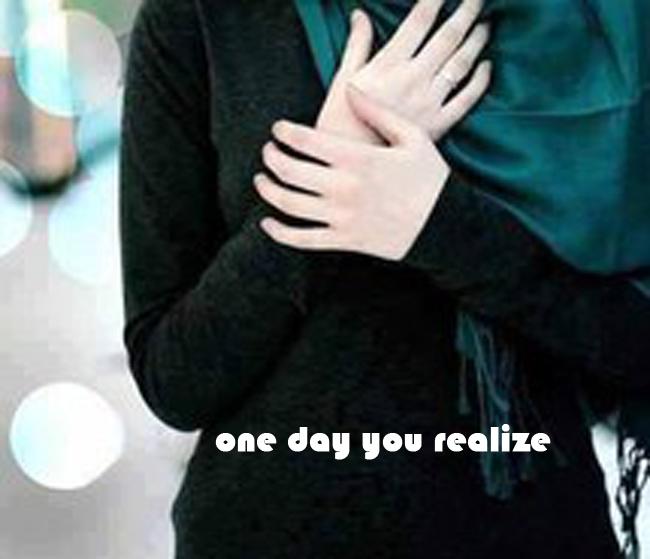 Puisi#14 Satu Hari Kau Sedar...
