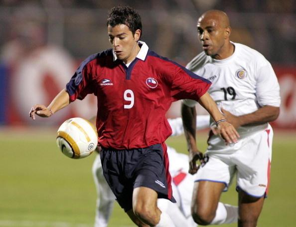 Costa Rica y Chile en Copa América 2004, 14 de julio