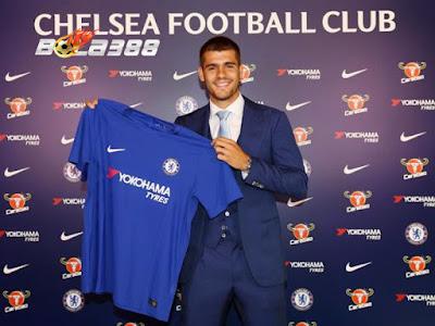 Abaikan Mitos, Morata Tetap Pilih Pakai Jersey Nomor 9 di Chelsea