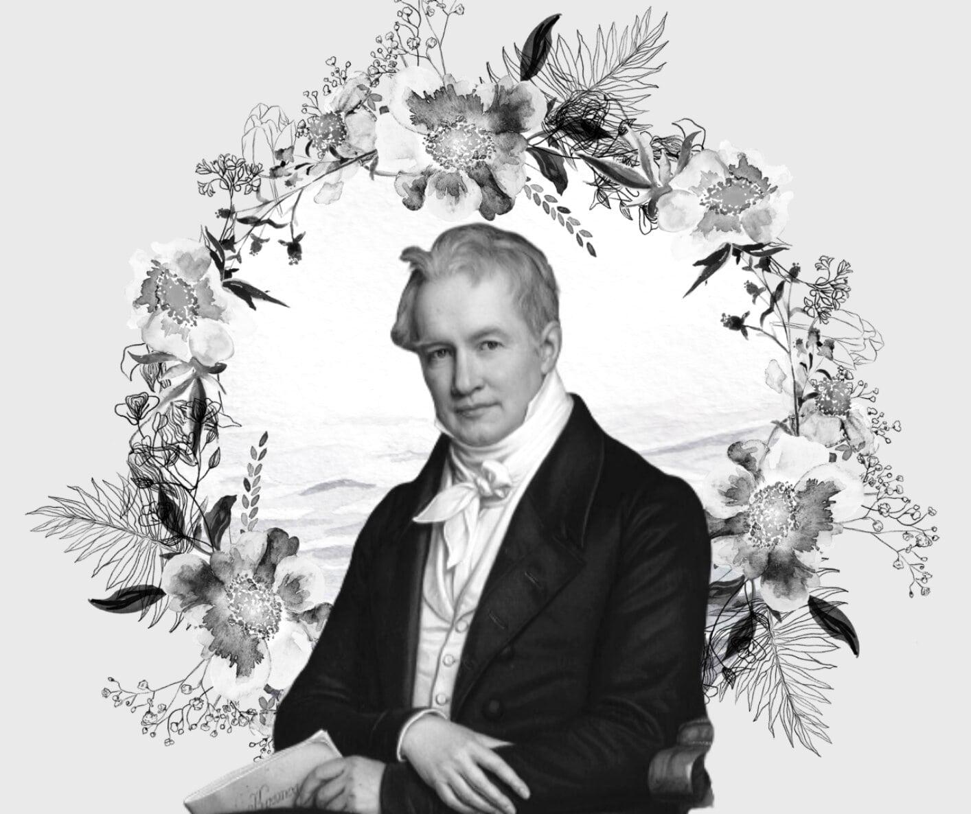 Humboldt, meio ambiente e liberdade