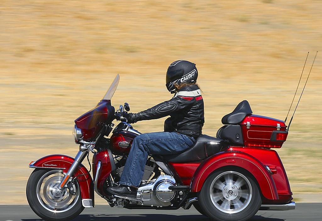 Harley-davidson Tri Glide Ultra Classic Used Bike