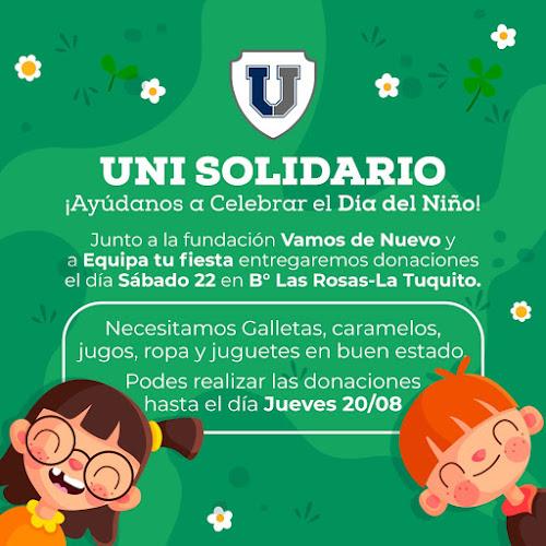 Universitario de Tucumán solidario