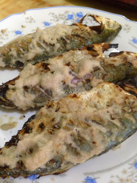 Ikan Percik Putih Kelantan