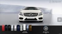 Mercedes CLS 400 2015 màu Trắng Diamond 799