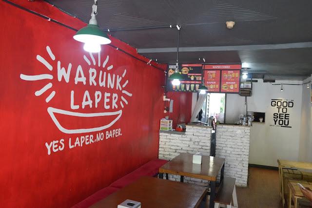 Warunk Laper Malang