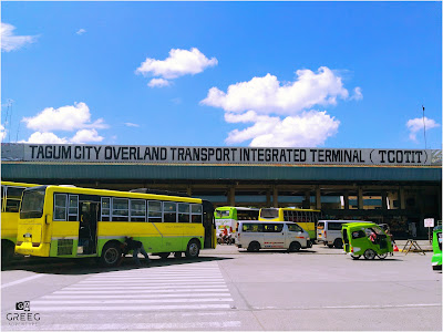 Tagum City Overland Transport Integrated Terminal (TCOTIT)