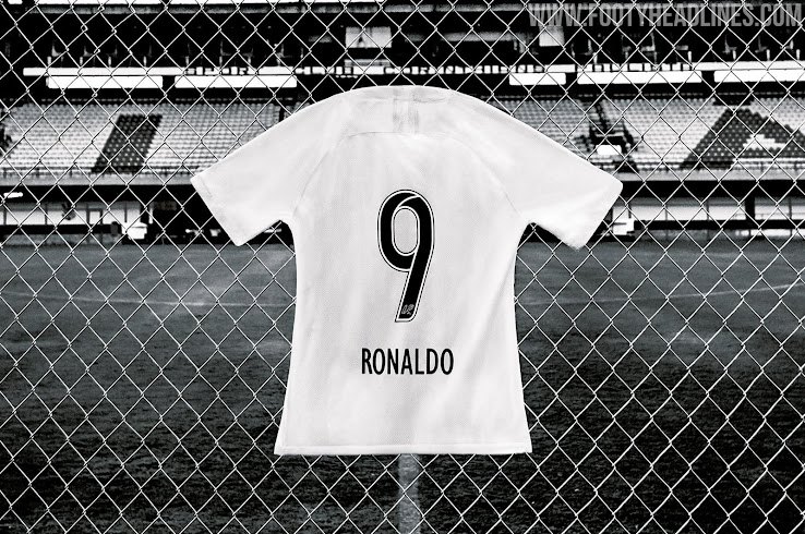 newest b08e8 4e115 Corinthians 19-20 Home Kit Released - Inspired by Ronaldo ...