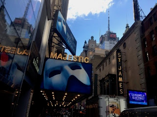 Phantom of the Opera Broadway NYC