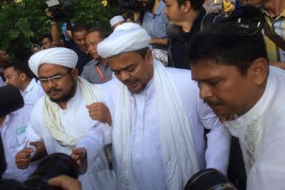 Soal Dugaan Chat Habib Rizieq dan Firza, Keterangan Pakar Forensik Ini Bikin Umat Islam Lega