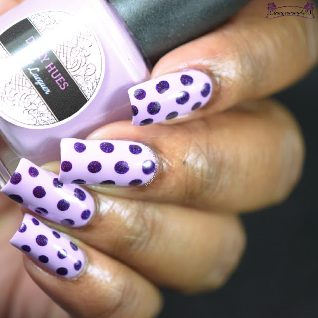 The Nail Challenge Collaborative: Dots #2
