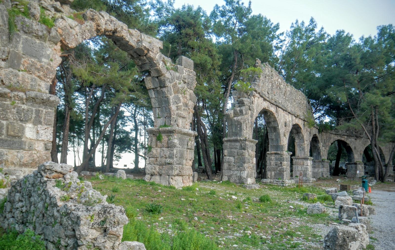 John Hayes Walks: 8 Days on the Lycian Way