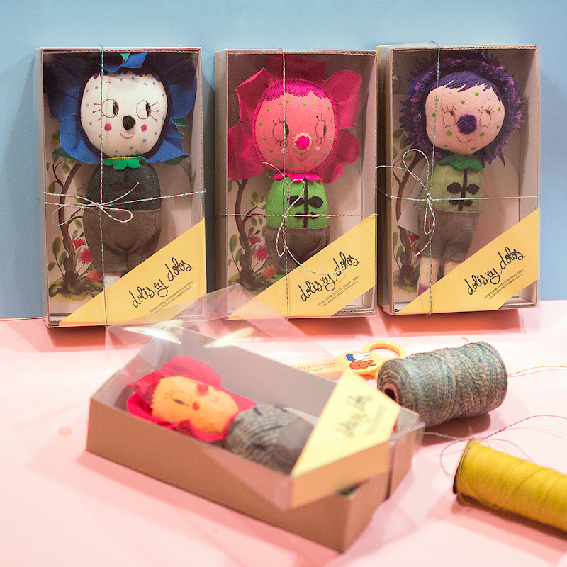 Cool Toy Ideas : Misako mimoko dolis y dolos packaging