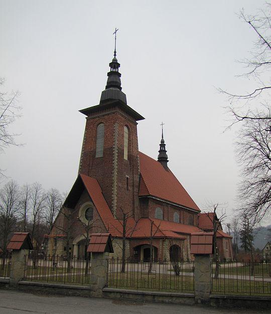 Kościół pw. św. Jana Chrzciciela w Lubieniu