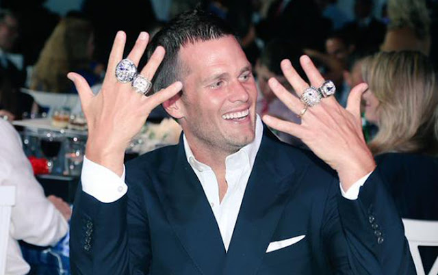 Diez curiosidades del anillo de campeón del Super Bowl