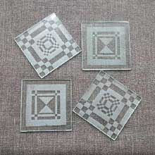 Glass Coasters
