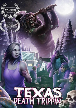 Texas Death Trippin 2019 HDRip 720p Dual Audio Hindi English
