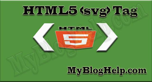 html5 svg tag