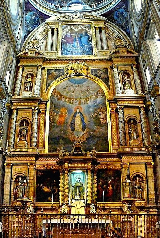 Altar de los Reyes