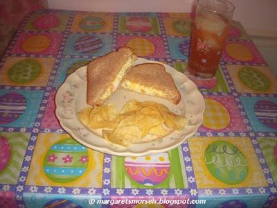 Margaret's Morsels | Egg Salad Sandwich