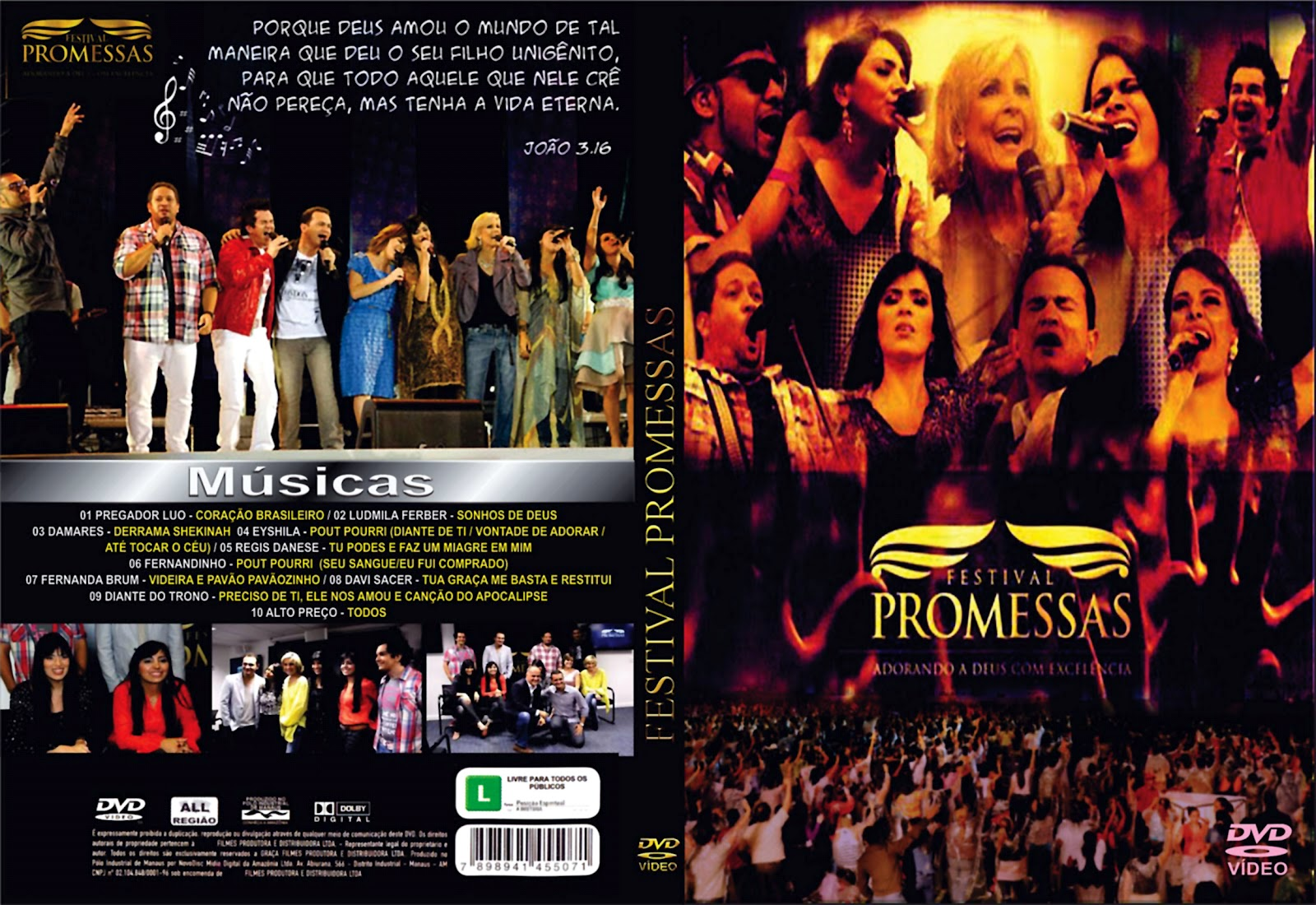dvd da novela carrossel video hits 2012 avi completo