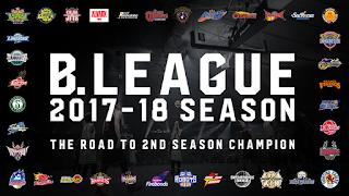 B League 放送日程 トップ画像