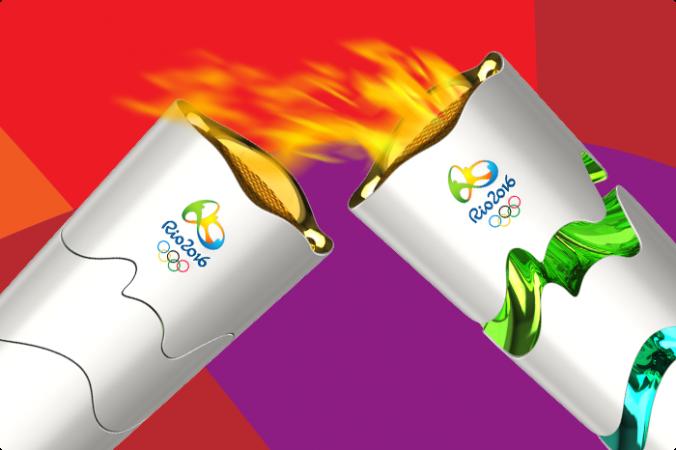 Upacara Pembukaan Olimpiade Rio 2016 Brasil